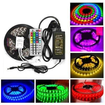 Светодиодная лента LED RGB купить